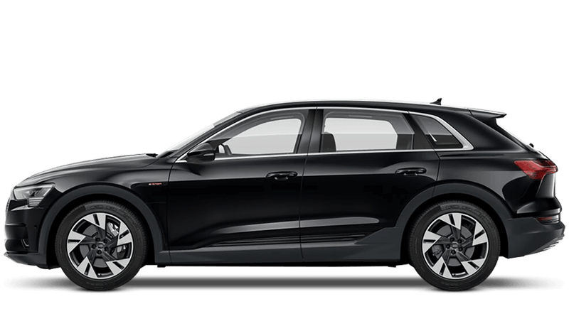 Mythos Black (Metallic) Audi e-tron