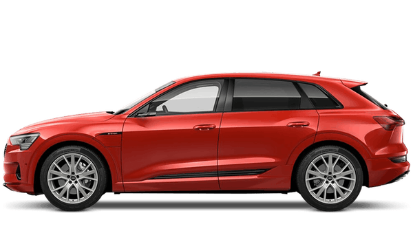 Audi e tron Launch Edition