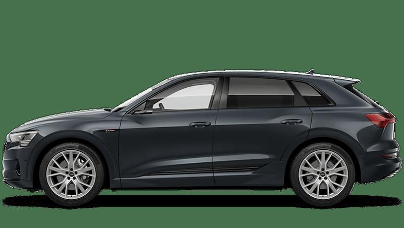 Manhattan Grey (Metallic) Audi e-tron