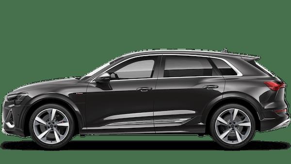 Audi e tron S Entry