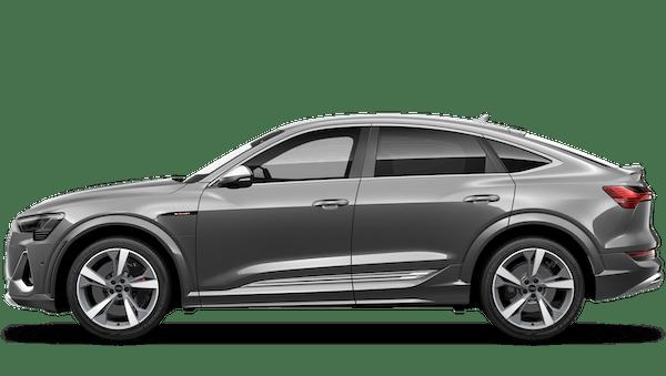 Audi e tron S Sportback Entry