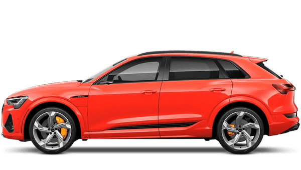 Audi e tron S Vorsprung