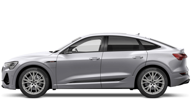 Floret Silver (Metallic) New Audi e-tron Sportback