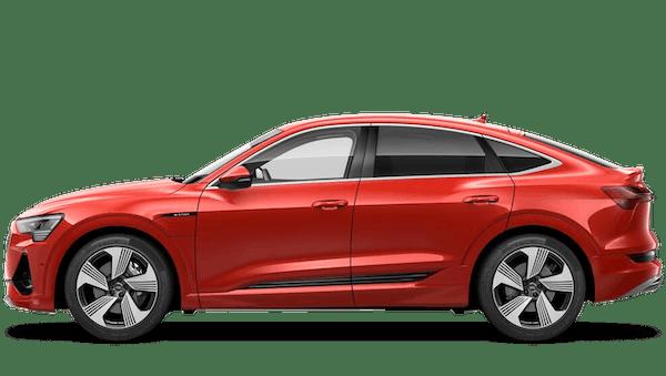Audi e tron Sportback S Line