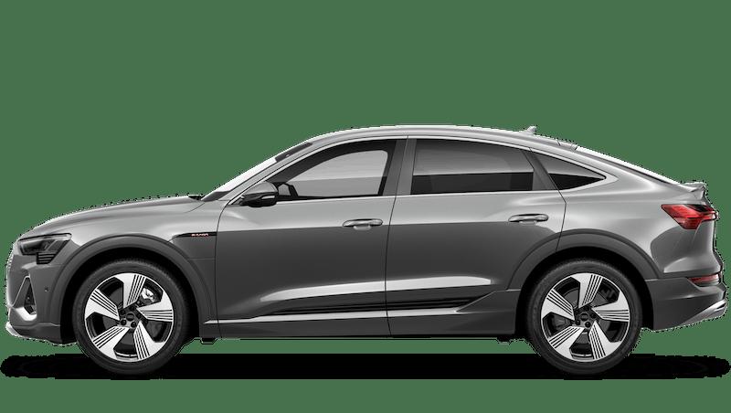 Daytona Grey (Pearl) New Audi e-tron Sportback