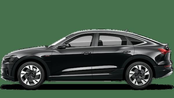 Audi e tron Sportback Sport