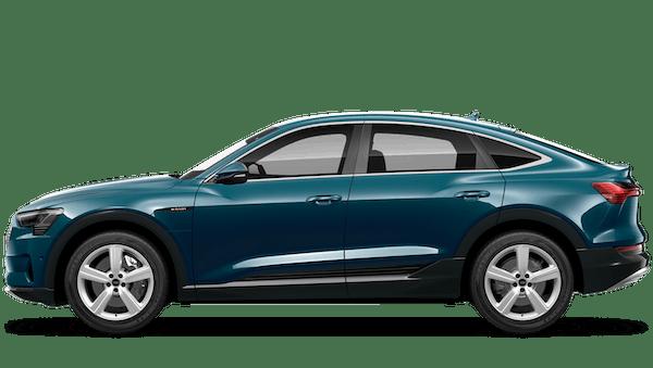 Audi e tron Sportback Technik