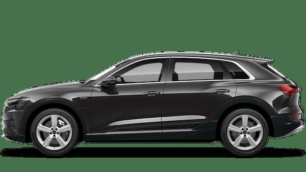 Audi e tron Technik