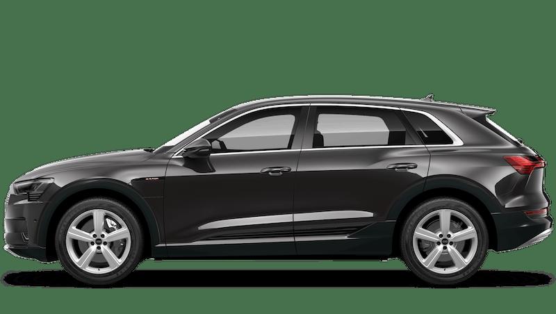 Audi e-tron Technik