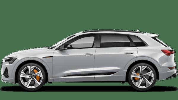 Audi e tron Vorsprung