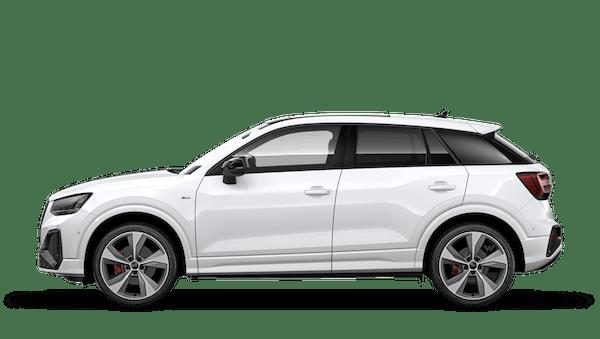 Audi Q2 Vorsprung
