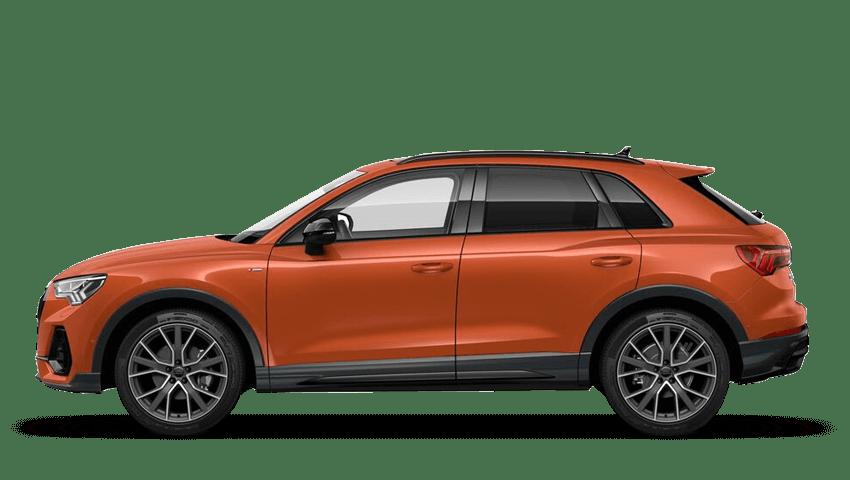 Audi Q3 New Vorsprung