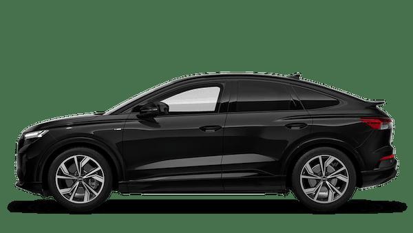 Audi Q4 Sportback e tron Edition 1