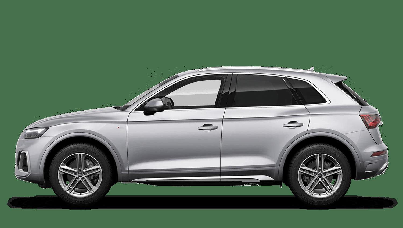 Floret Silver (Metallic) Audi Q5