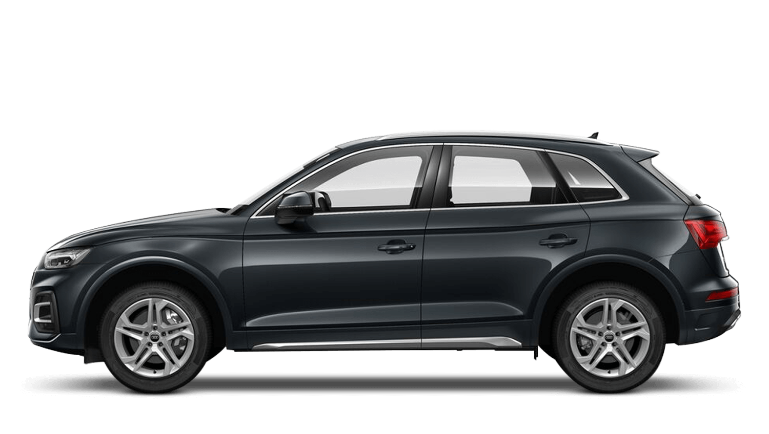 Manhattan Grey (Metallic) Audi Q5