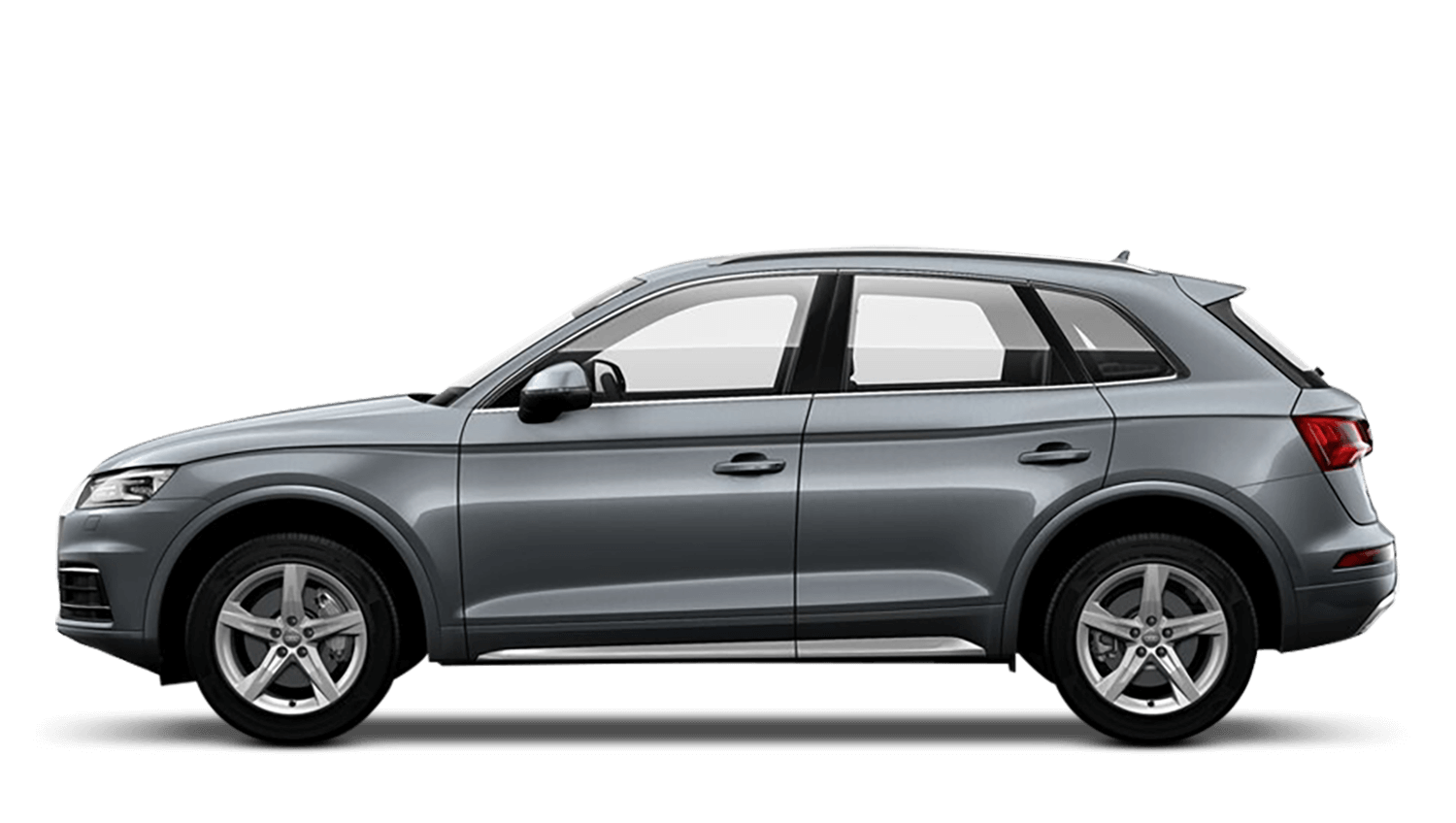 Monsoon Grey (Metallic) Audi Q5