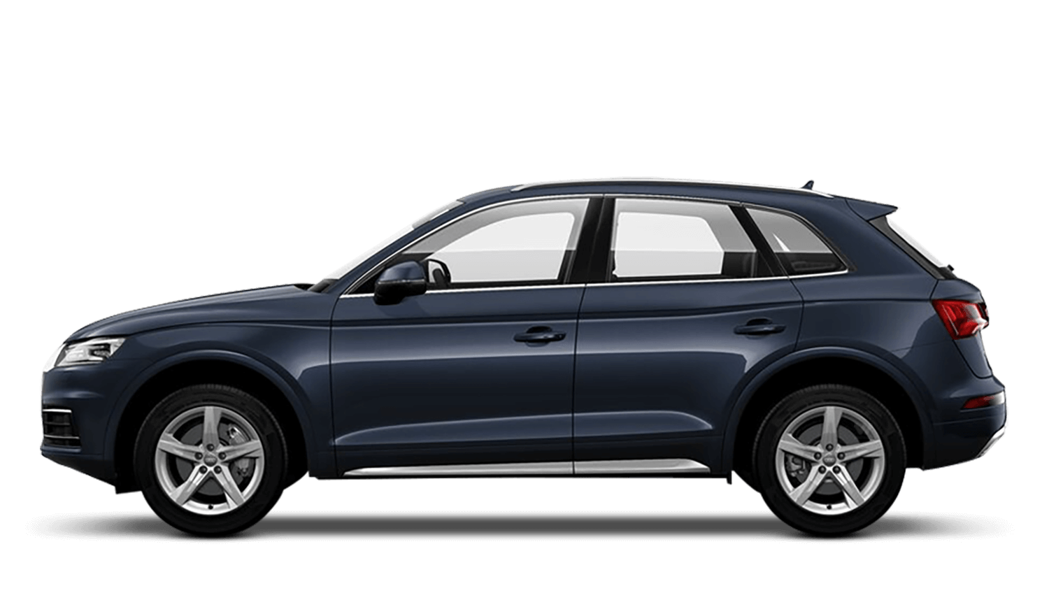 Moonlight Blue (Metallic) Audi Q5
