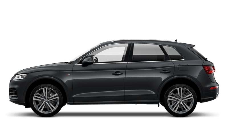 Audi Q5 TFSI e S Line Competition