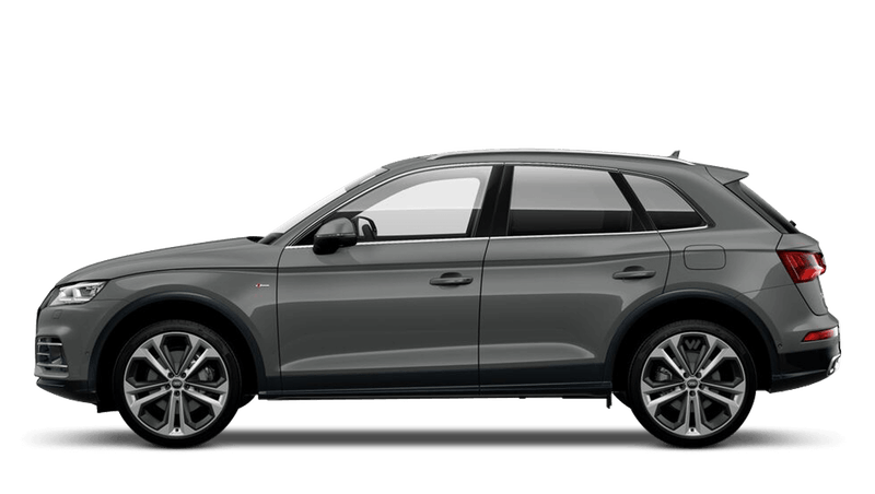 Audi Q5 TFSI e Vorsprung Competition