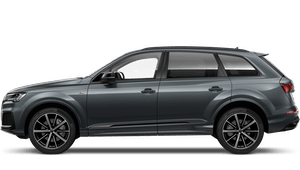 Tdi Quattro S Line Black Edition
