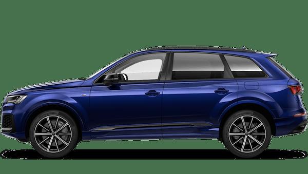 Audi Q7 TFSI e Black Edition