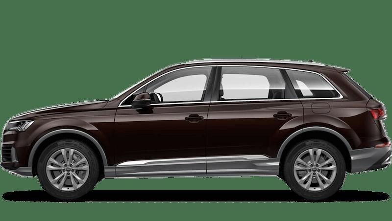 Barrique Brown (Metallic) Audi Q7 TFSI e