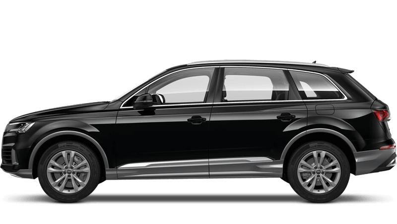 Night Black (Solid) Audi Q7 TFSI e