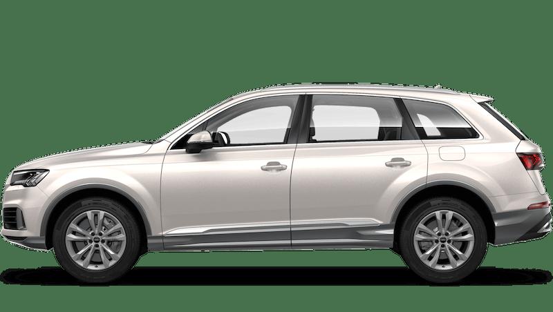 Vicuna Beige (Metallic) Audi Q7 TFSI e