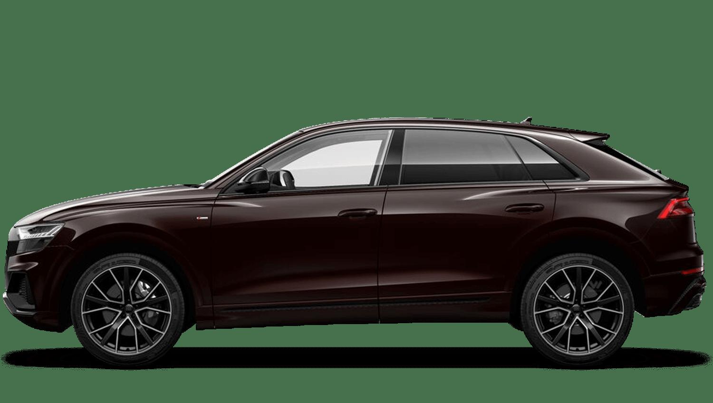 Barrique Brown (Metallic) Audi Q8
