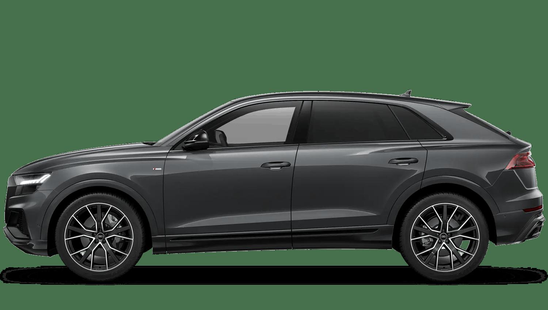 Daytona Grey (Pearl) Audi Q8
