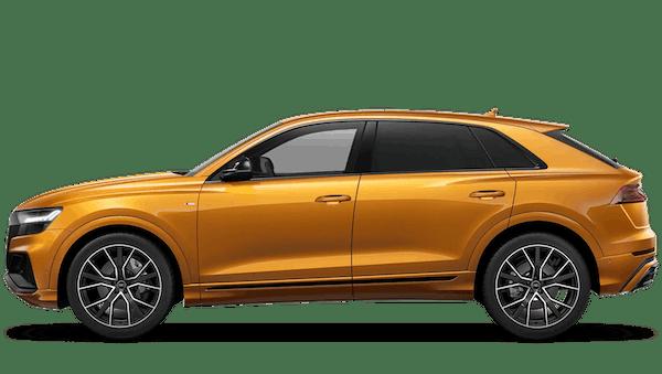 Audi Q8 Vorsprung