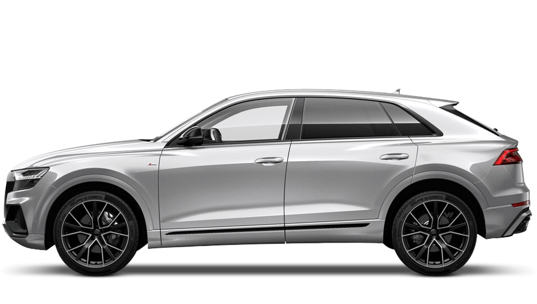Floret Silver (Metallic) Audi Q8