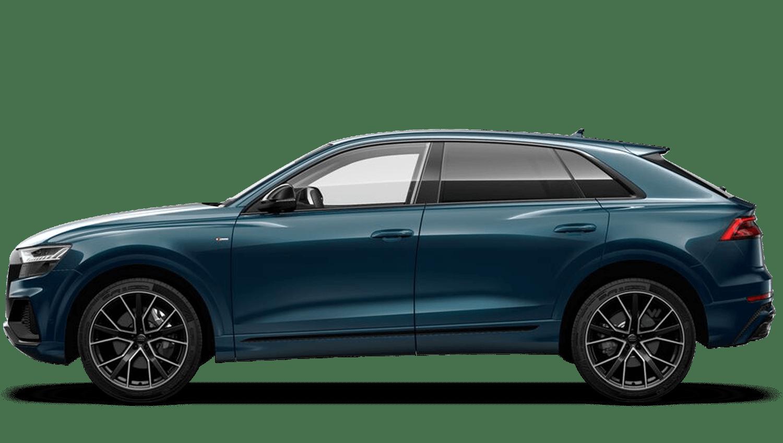 Galaxy Blue (Metallic) Audi Q8