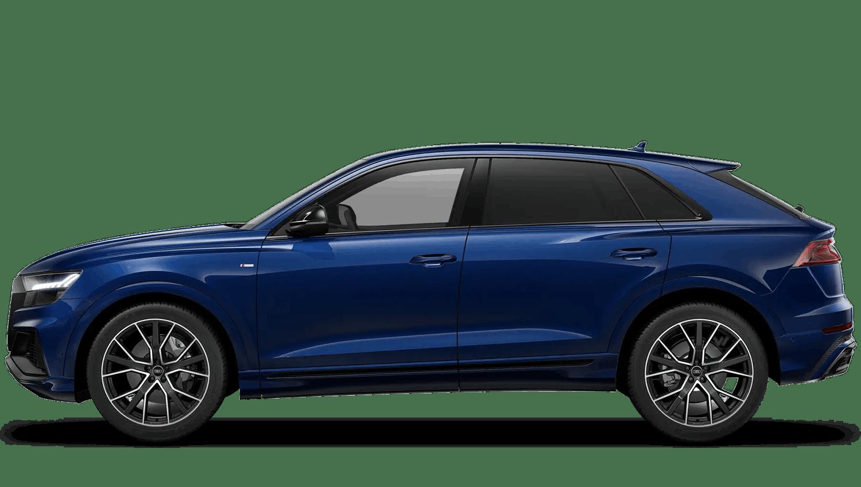Navarra Blue (Metallic) Audi Q8