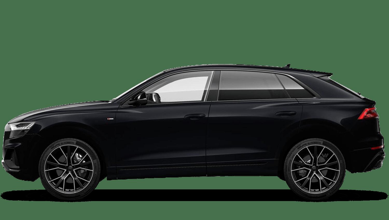Orca Black (Metallic) Audi Q8