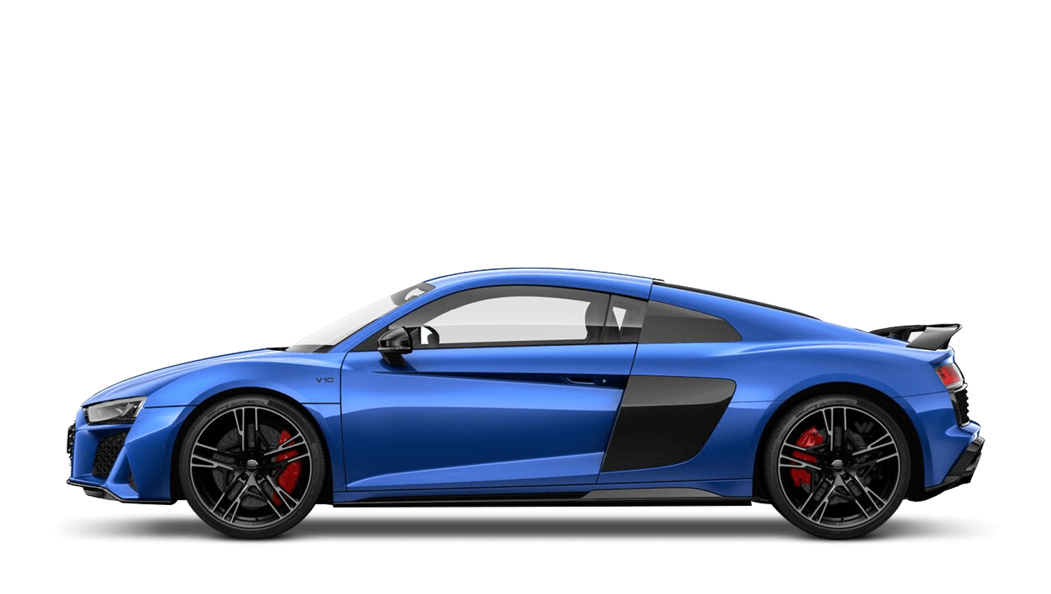 Ara Blue (Crystal) Audi R8 Coupé
