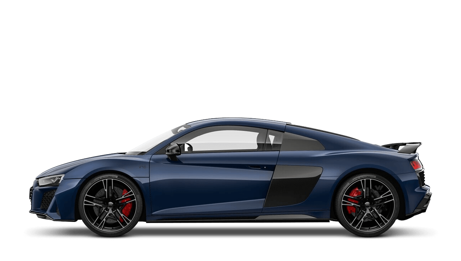 Ascari Blue (Metallic) Audi R8 Coupé