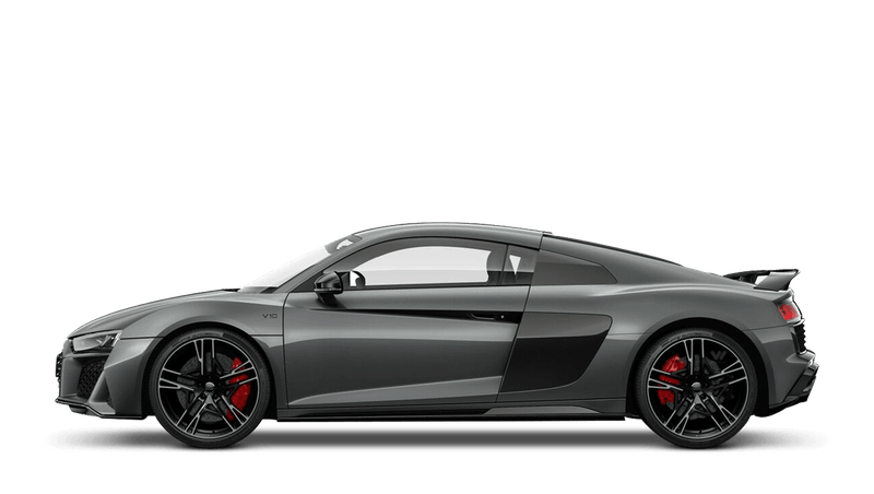 Audi R8 Coupe V10 Performance Carbon Black