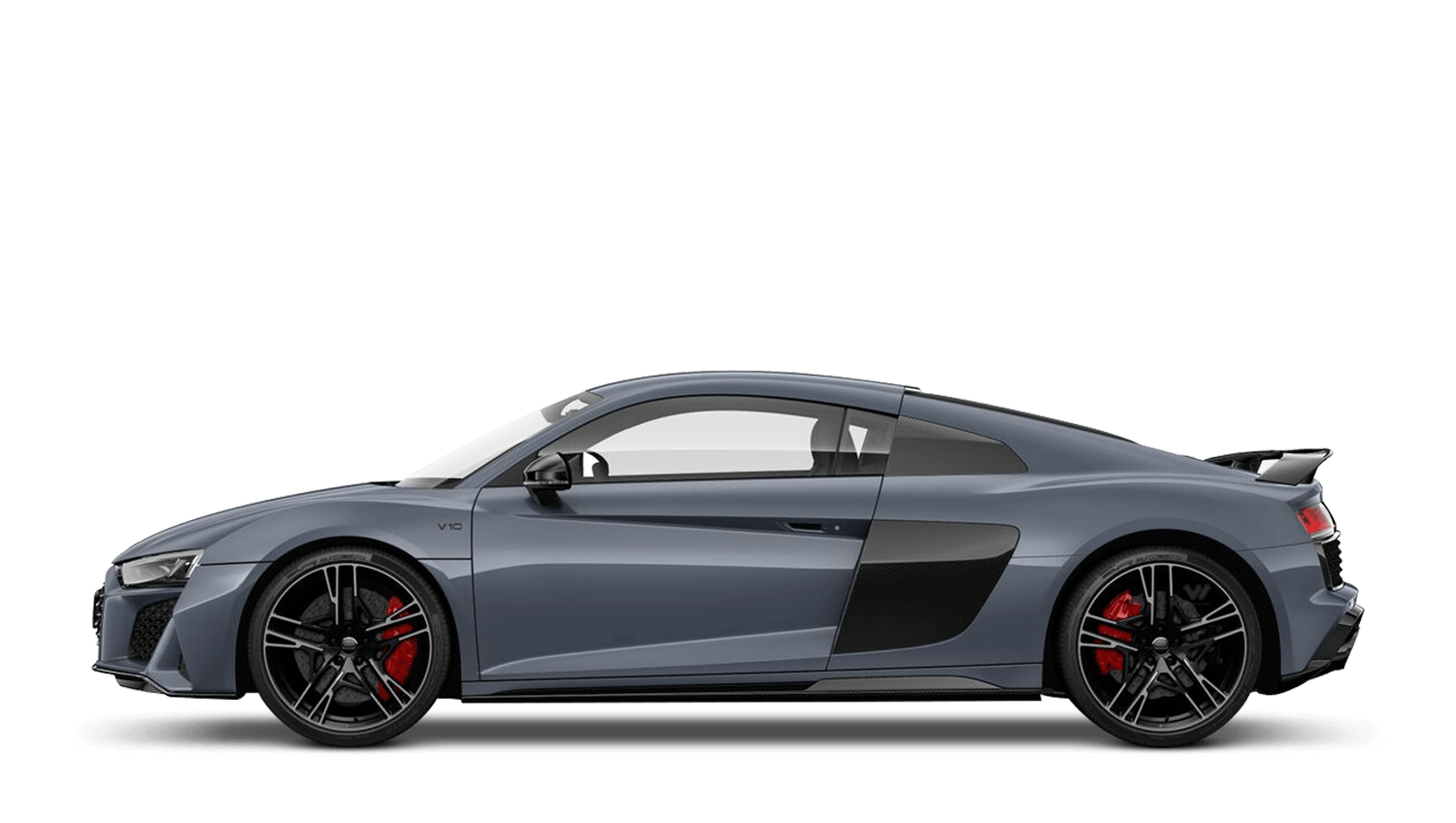 Kemora Grey (Metallic) Audi R8 Coupé