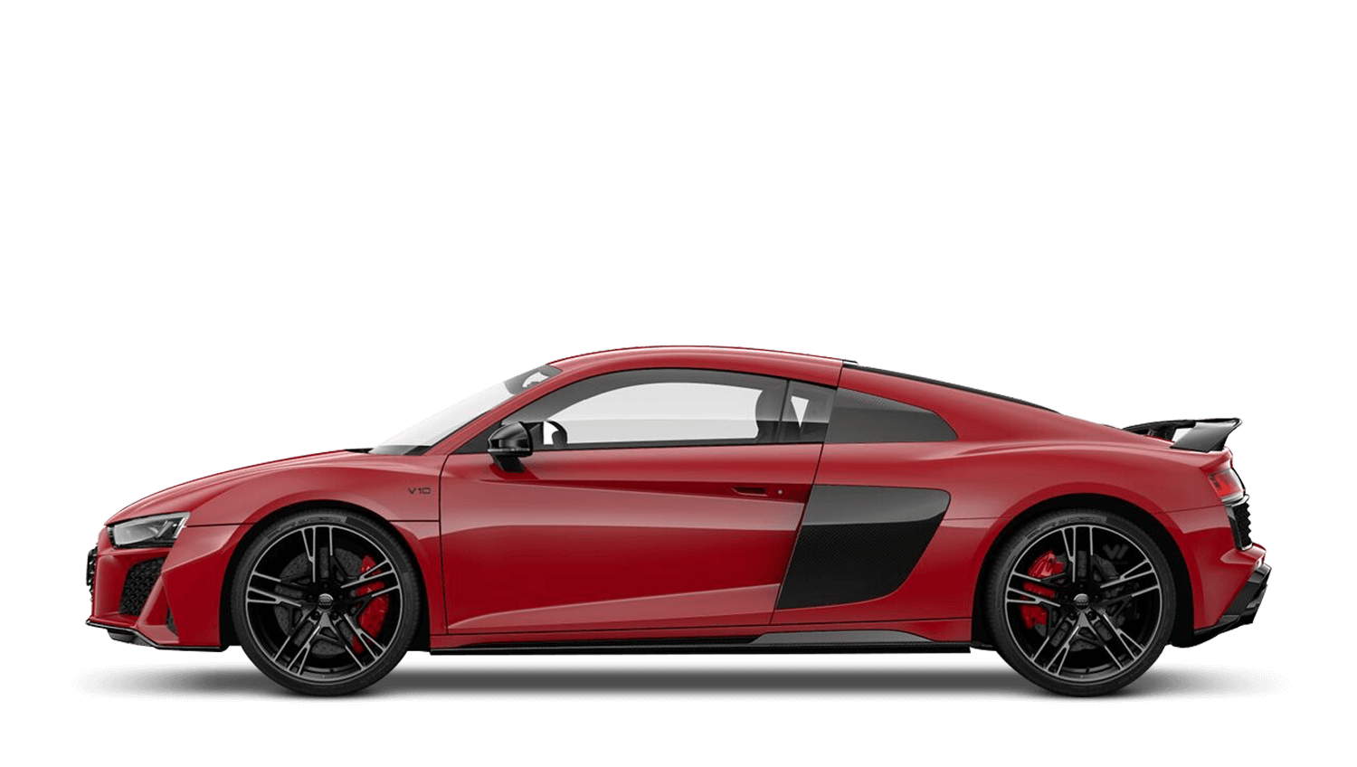 Tango Red (Metallic) Audi R8 Coupé