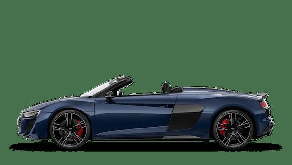 Audi R8 Spyder V10 Performance Carbon Black
