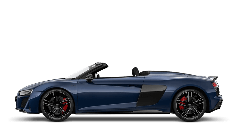 Audi R8 Spyder V10 Performance Carbon Black