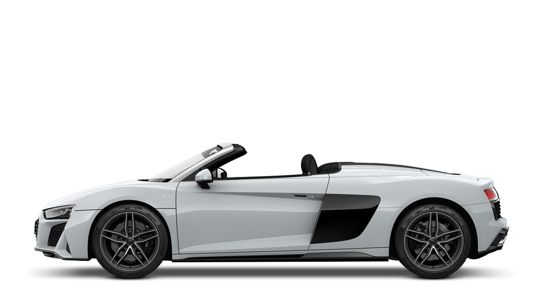 Suzuka Grey (Metallic) Audi R8 Spyder