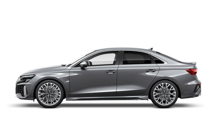 Daytona Grey (Pearl) Audi RS 3 Saloon