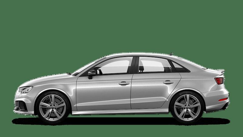 Floret Silver (Metallic) Audi RS 3 Saloon