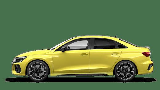 Audi RS 3 Saloon Brochure