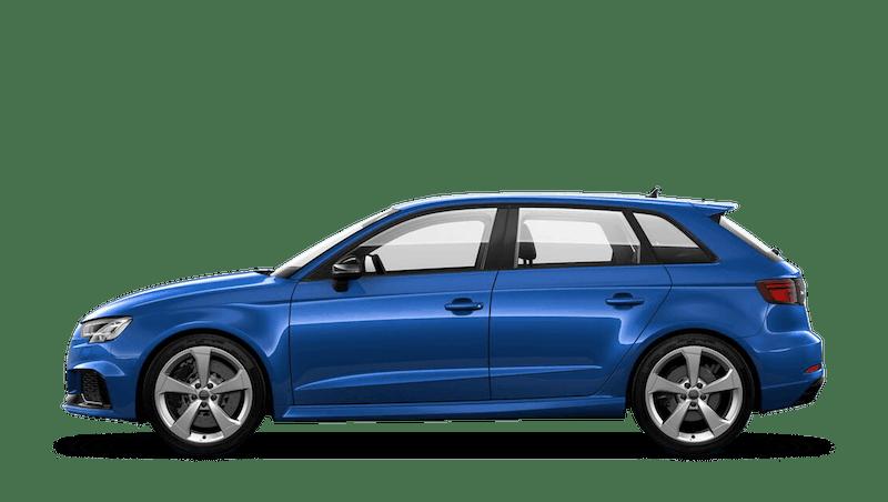 Ara Blue (Crystal) Audi RS 3 Sportback