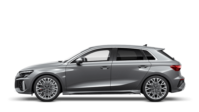 Daytona Grey (Pearl) Audi RS 3 Sportback