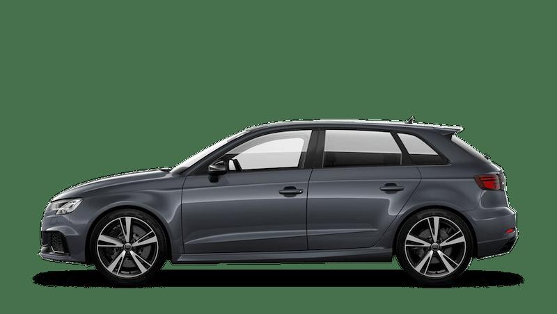 Nardo Grey (Solid) Audi RS 3 Sportback