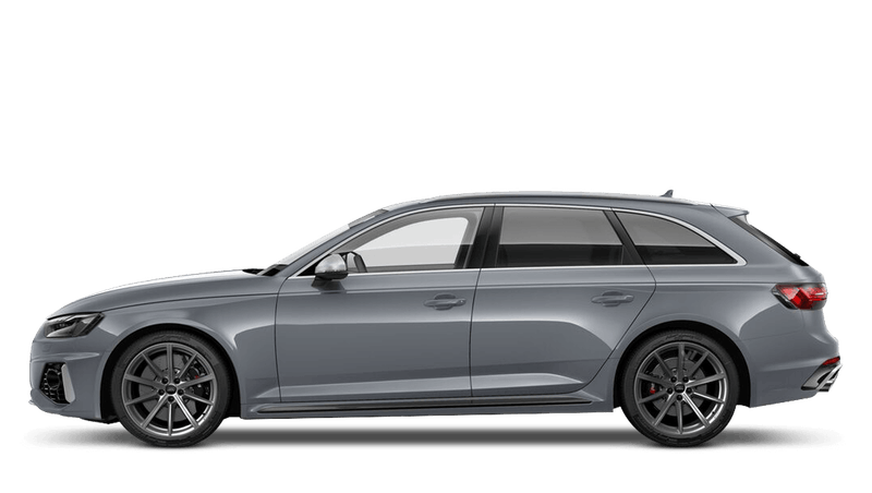 Nardo Grey (Solid) Audi RS 4 Avant